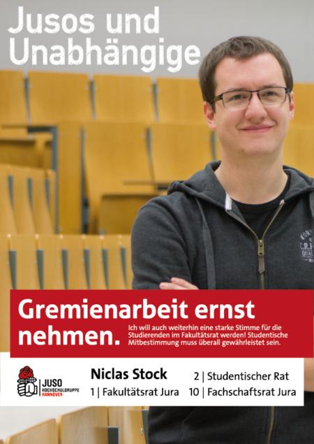 Plakat Niclas Stock