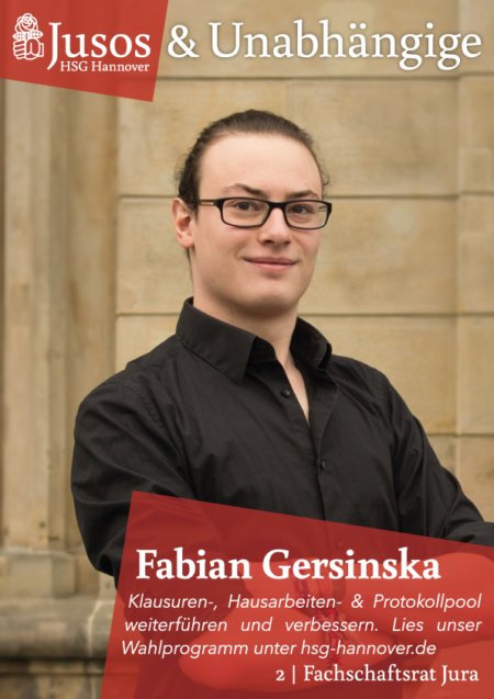 Plakat: Fabian Gersinska