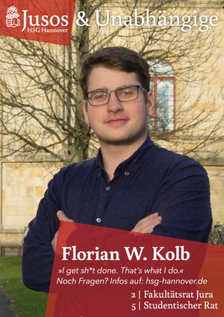 Plakat: Florian W. Kolb