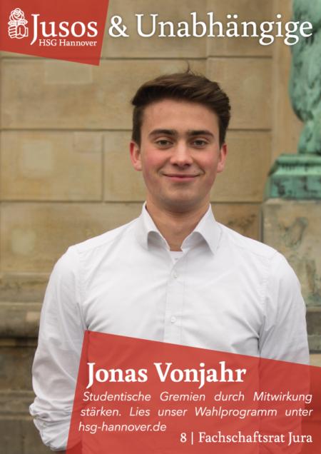 Plakat: Jonas Vonjahr